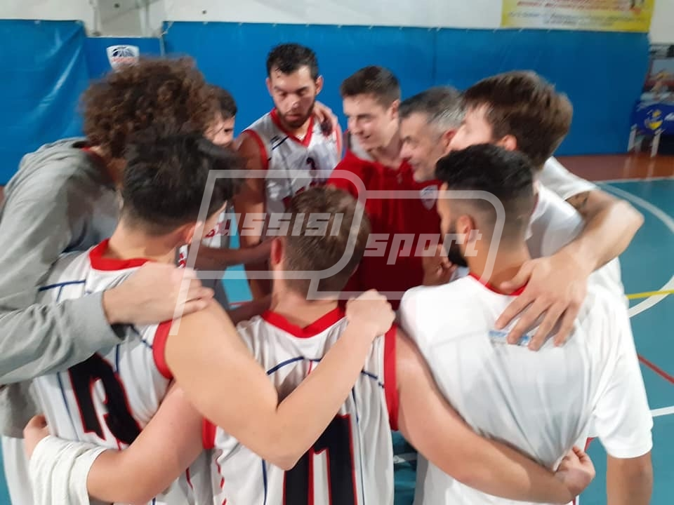 Basket Serie D, inarrestabile Basket Assisi: batte anche la Virtus Terni e resta lassù - AssisiSport